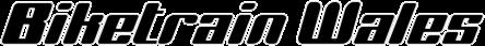 Biketrain Wales logo